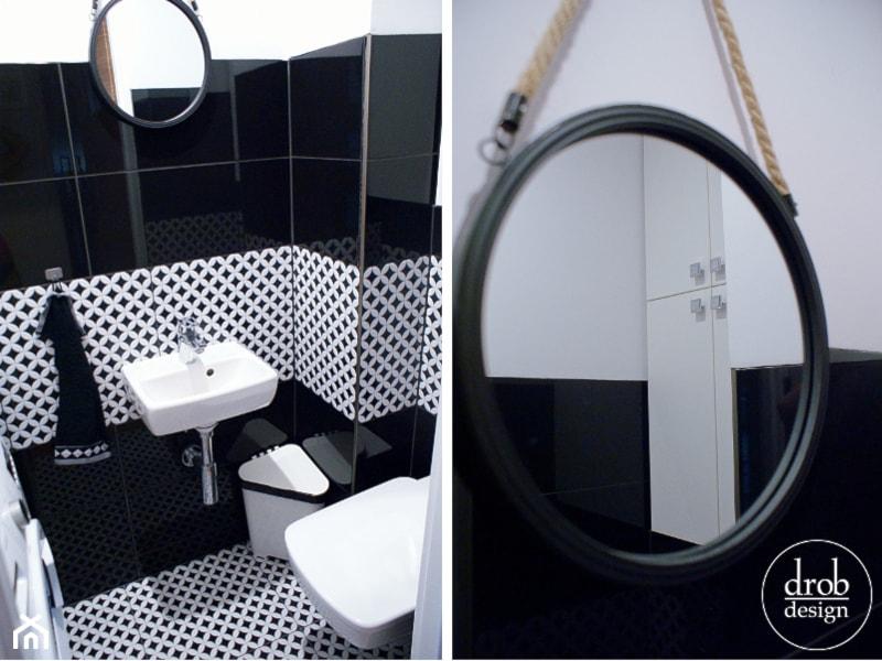 Biało-czarna toaleta - zdjęcie od Drob Design