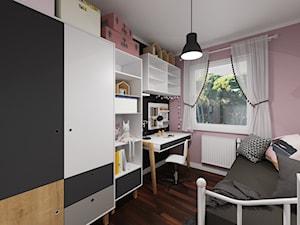 Pokój 7-letniej Julki - zdjęcie od Drob Design