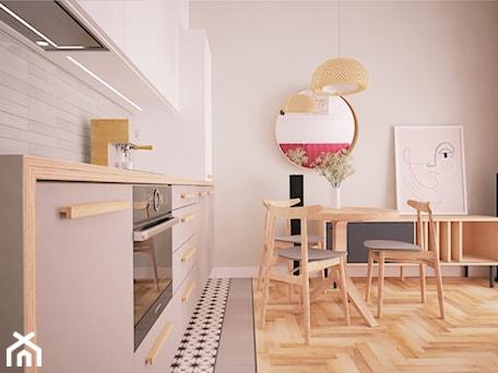 Aranżacje wnętrz - Kuchnia: Studio Grochowe Łąki - Kuchnia, styl vintage - Ai Pracownia Projektowa. Przeglądaj, dodawaj i zapisuj najlepsze zdjęcia, pomysły i inspiracje designerskie. W bazie mamy już prawie milion fotografii!