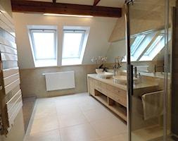 """łazienka - zdjęcie od Projektowanie Wnętrz """"ART LINE"""""""