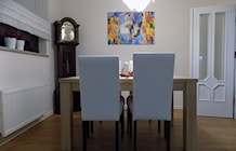 """kuchnia - zdjęcie od Projektowanie Wnętrz """"ART LINE"""""""