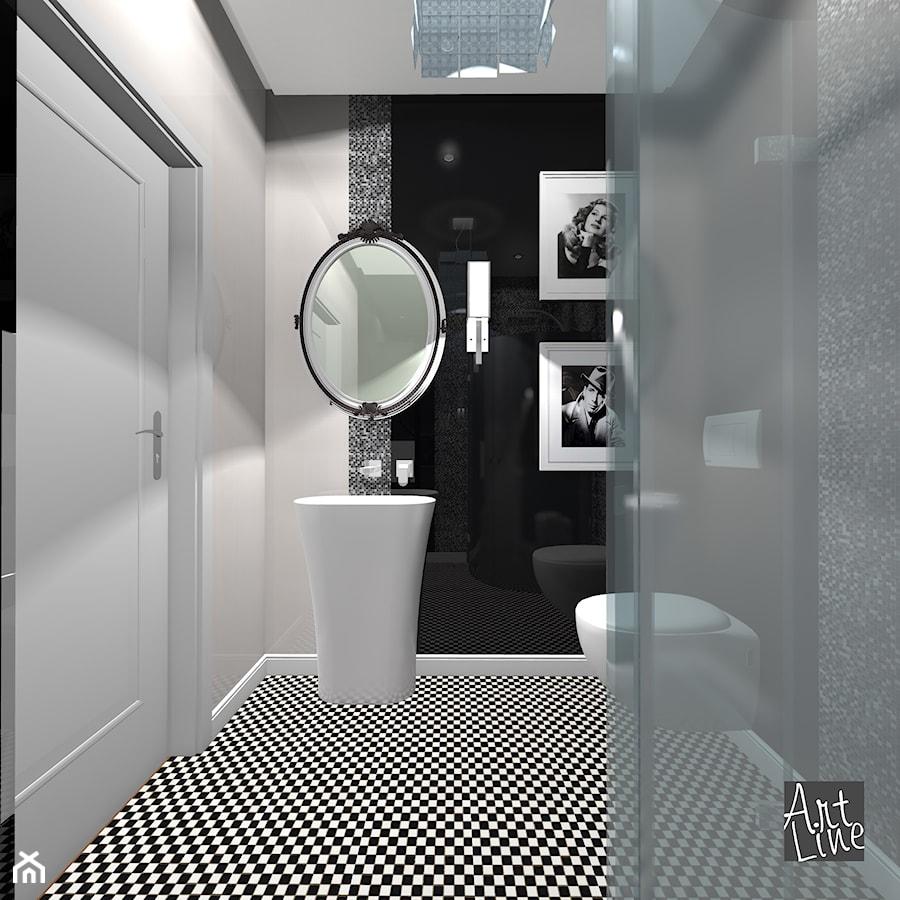 łazienka Gościnna Zdjęcie Od Projektowanie Wnętrz Art