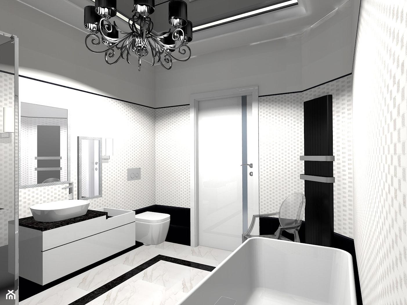 """łazienka - zdjęcie od Projektowanie Wnętrz """"ART LINE"""" - Homebook"""