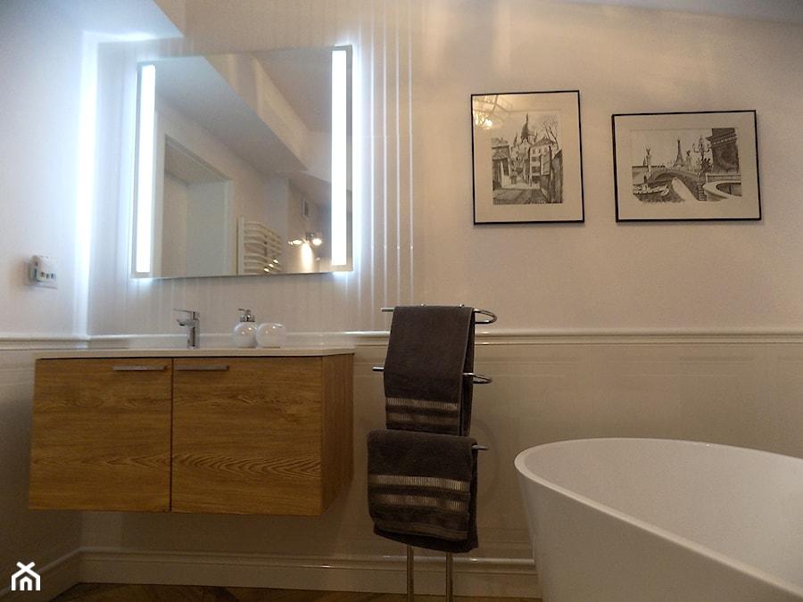 łazienka Po Remoncie Zdjęcie Od Projektowanie Wnętrz Art