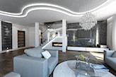 Parter domu jednorodzinnego - zdjęcie od Art&Design Kinga Śliwa - homebook