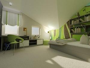 Pokój dziecka - zdjęcie od Art&Design Kinga Śliwa