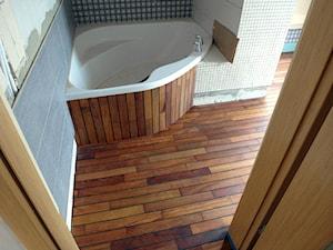 Realizacja łazienki w Lubrzy