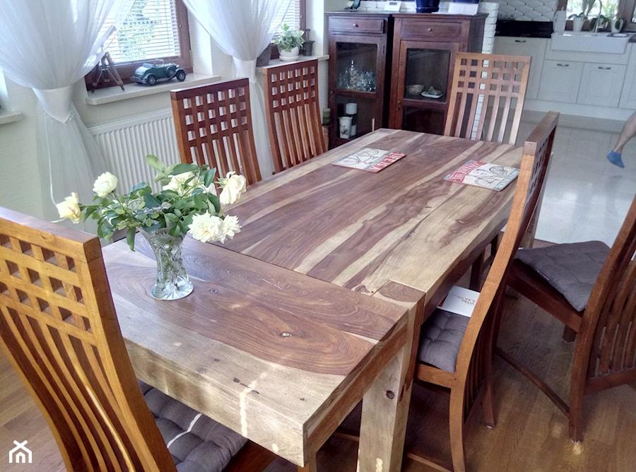 Stół z palisandru indyjskiego - zdjęcie od CudneMeble