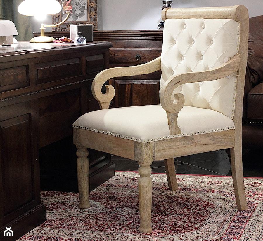 Fotel gabinetowy - zdjęcie od CudneMeble