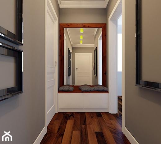 Wspaniały dywan na korytarz - pomysły, inspiracje z homebook MW58