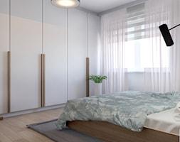 Sypialnia+w+Domu+we+wrzosach+-+zdj%C4%99cie+od+Architekt+Wn%C4%99trz+Patrycja+Wojta%C5%9B
