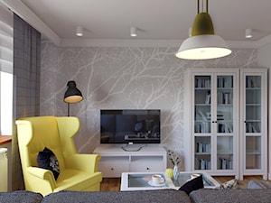 Salon na Jodłowej - zdjęcie od Architekt Wnętrz Patrycja Wojtaś