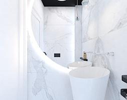 Projekt+toalety+w+domu+jednorodzinnym+w+Bielsku-Bia%C5%82ej.+-+zdj%C4%99cie+od+Architekt+Wn%C4%99trz+Patrycja+Wojta%C5%9B