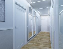 Projekt+korytarza+w+domu+jednorodzinnym+w+Bielsku-Bia%C5%82ej+-+zdj%C4%99cie+od+Architekt+Wn%C4%99trz+Patrycja+Wojta%C5%9B
