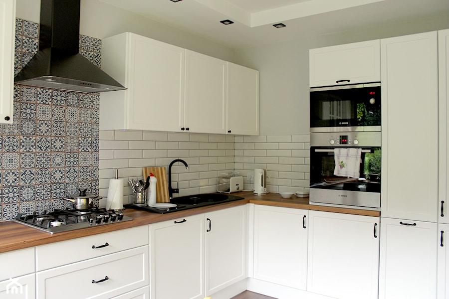 Realizacja kuchni  meble na wymiar  zdjęcie od Architekt   -> Kuchnia Meble Glogów