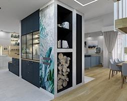 Projekt+kuchni+w+domu+jednorodzinnym+w+Bielsku-Bia%C5%82ej%2C+wed%C5%82ug+projektu+Parterowy+2+-+zdj%C4%99cie+od+Architekt+Wn%C4%99trz+Patrycja+Wojta%C5%9B