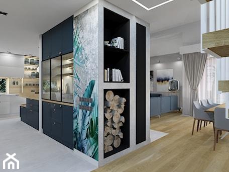 Aranżacje wnętrz - Kuchnia: Projekt kuchni w domu jednorodzinnym w Bielsku-Białej, według projektu Parterowy 2 - Architekt Wnętrz Patrycja Wojtaś. Przeglądaj, dodawaj i zapisuj najlepsze zdjęcia, pomysły i inspiracje designerskie. W bazie mamy już prawie milion fotografii!