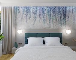 Projekt sypialni w domu jednorodzinnym w Bielsku-Białej. - zdjęcie od Architekt Wnętrz Patrycja Wojtaś - Homebook