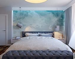 Projekt+sypialni+-+zdj%C4%99cie+od+Architekt+Wn%C4%99trz+Patrycja+Wojta%C5%9B