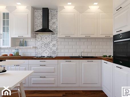 Kuchnia na Jodłowej - zdjęcie od Architekt Wnętrz Patrycja Wojtaś