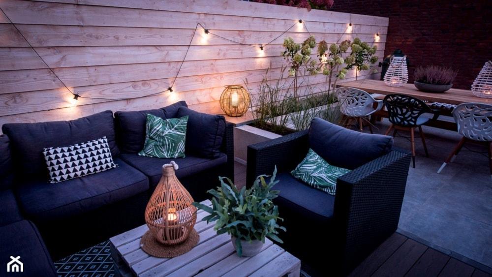 Oświetlenie tarasu – jakie lampy tarasowe wybrać? Homebook