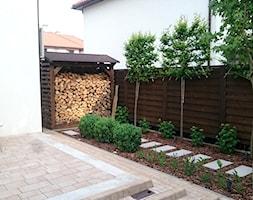 OGRODOWY SALON - Ogród, styl nowoczesny - zdjęcie od OGRODOWA AURA