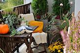 jesienny balkon w bloku - zdjęcie od OGRODOWA AURA - Homebook