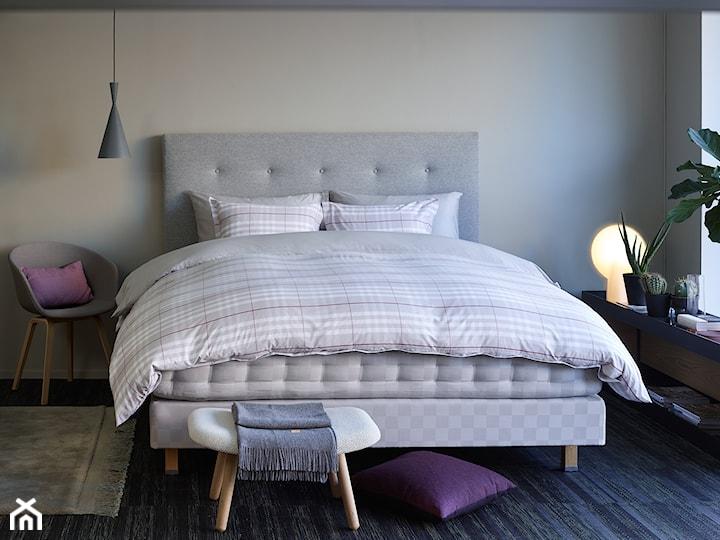 HÄSTENS LUXURIA łóżko kontynentalne, łóżko tapicerowane, łóżko hotelowe