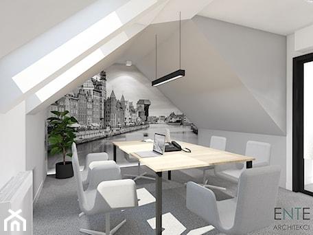 Projekt kancelarii adwokatów i radców prawnych_Gdańsk - zdjęcie od ENTE_ARCHITEKCI