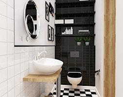 łazienka na 25 czerwca - zdjęcie od Katarzyna Jarosz Studio