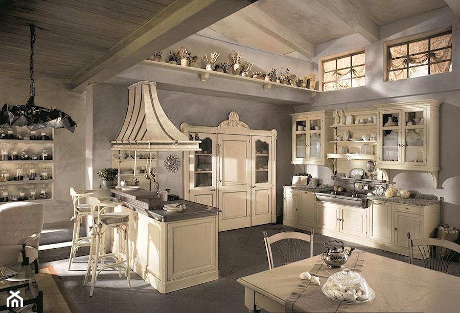 Kuchnia styl Vintage Kuchnia - zdjecie od Galeria Wnetrz Art De Vivre