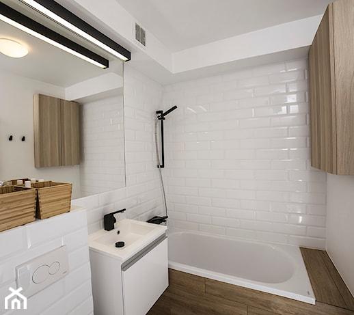 Prysznic I Wanna W Małej łazience Pomysły Inspiracje Z Homebook