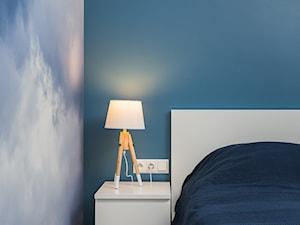 Sypialnia w stylu skandynawskim - zdjęcie od Och-Ach_Concept