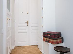Hol w skandynawskim stylu z elementami retro - zdjęcie od Och-Ach_Concept