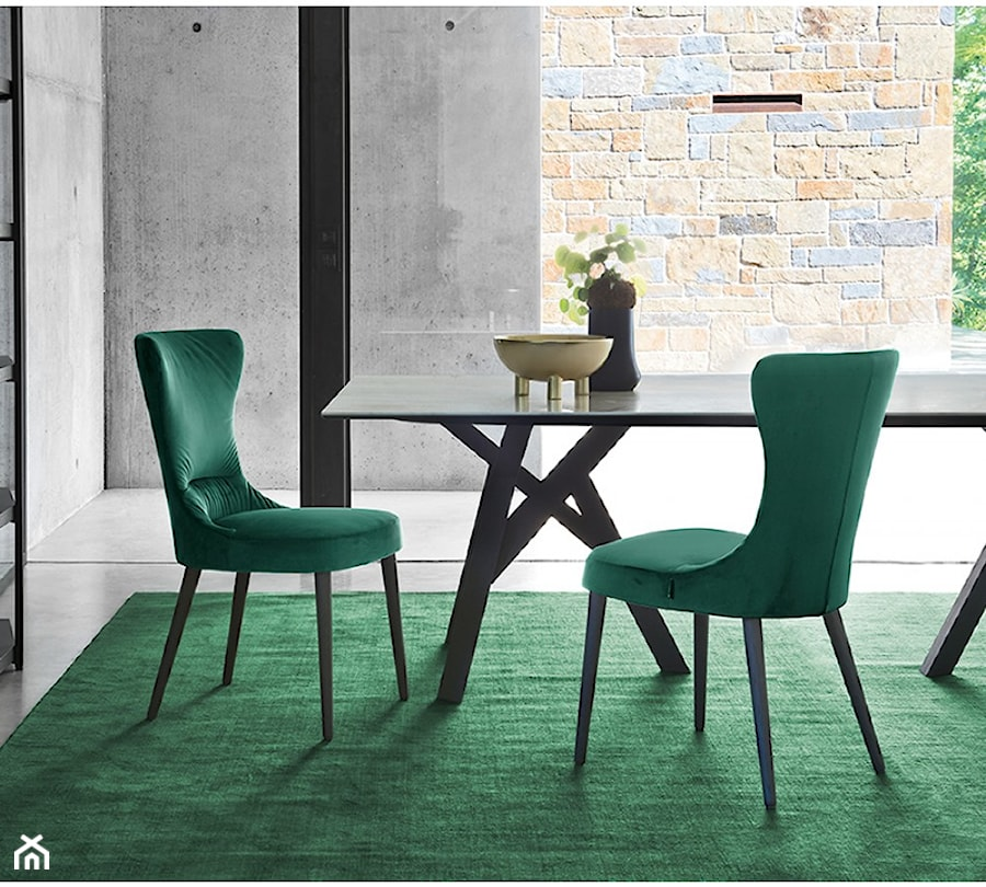 Krzeslo Do Jadalni Rosemary Zdjecie Od Deqos Homebook