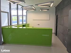Realizacja biura Amara - Lobos Meble Biurowe