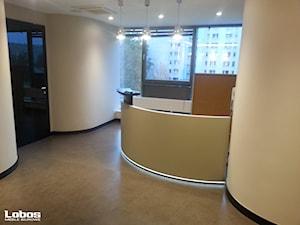 Realizacja biura dla Kancelarii Biegłych Rewidentów - Audytor - Lobos Meble
