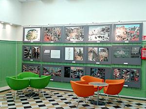 Realizacja dla Miejskiej Biblioteki Publicznej w Rabce - Zdroju - Lobos Meble Bi
