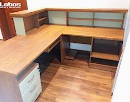 Realizacja dla firmy Muszynianka - Lobos Meble Biurowe - zdjęcie od Lobos Meble Biurowe - Homebook
