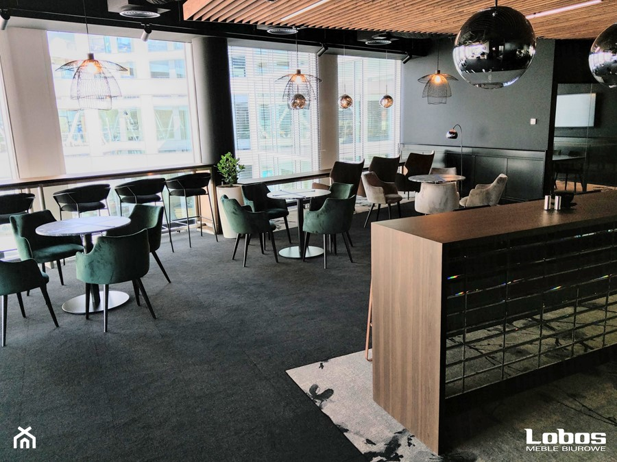 Realizacja dla Business Link Visionary w Pradze - zdjęcie od Lobos Meble Biurowe