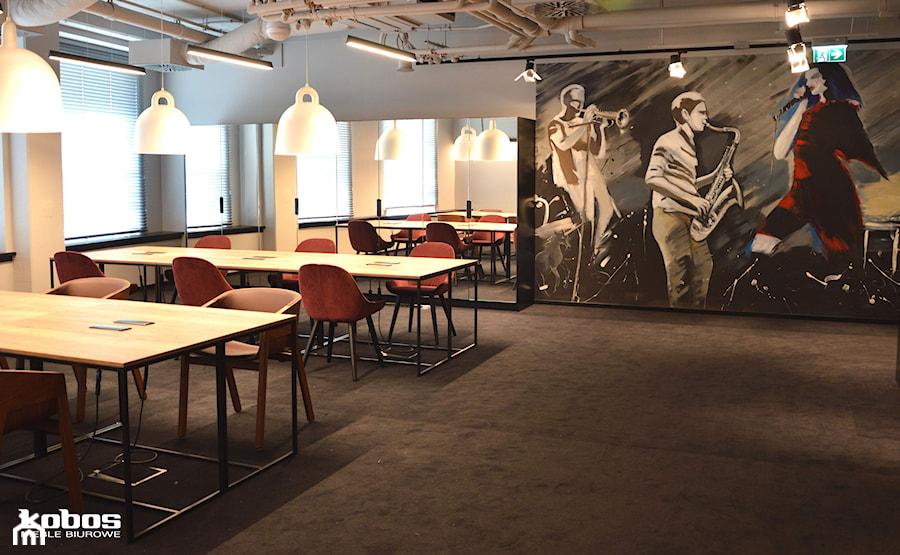 Aranżacje wnętrz - Wnętrza publiczne: Lobos Meble Biurowe - Realizacja dla Business link Green 2 Day - Wrocław - Lobos Meble Biurowe. Przeglądaj, dodawaj i zapisuj najlepsze zdjęcia, pomysły i inspiracje designerskie. W bazie mamy już prawie milion fotografii!