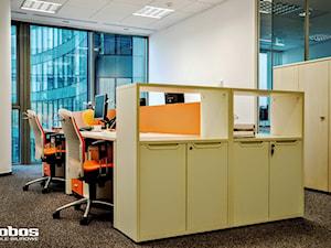 Realizacja biura dla firmy Actavis - Lobos Meble Biurowe