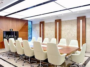 Realizacja biura dla kancelarii prawnej - Lobos Meble Biurowe