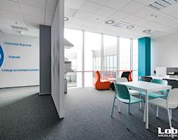 Realizacja dla firmy Securitas - Warszawa - zdjęcie od Lobos Meble Biurowe - Homebook