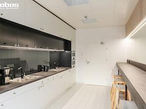 Realizacja kuchni pracowniczej  dla Vigo  - Lobos Meble Biurowe