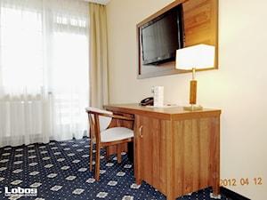 Realizacja dla Hotel Dziki Potok - Lobos Meble Biurowe