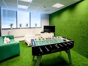 Realizacja biura dla firmy z Krakowa - Lobos Meble Biurowe