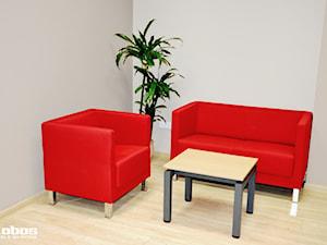 Realizacja biura dla firmy Daikin - Lobos Meble Biurowe