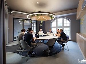 Realizacja dla The Software House - Lobos Meble Biurowe