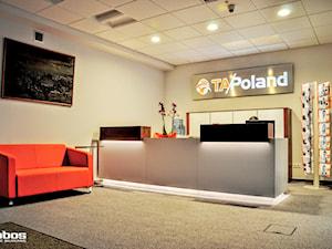 Realizacja dla TA Poland  - Lobos Meble Biurowe